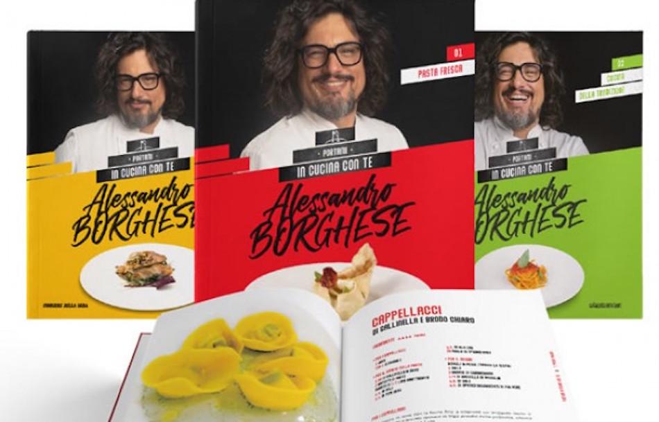 Alessandro Borghese Portami in Cucina con Te