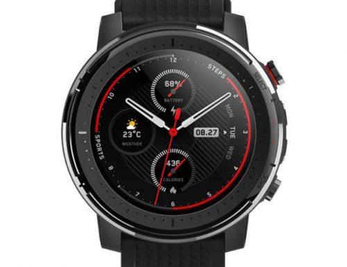 Amazfit Stratos 3: arriva lo smartwatch per chi ama l'avventura
