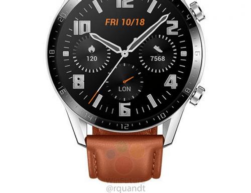 Huawei Watch GT 2 uscirà il 19 settembre con Kirin A1
