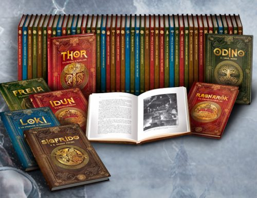 Mitologia Nordica in edicola: la nuova collezione