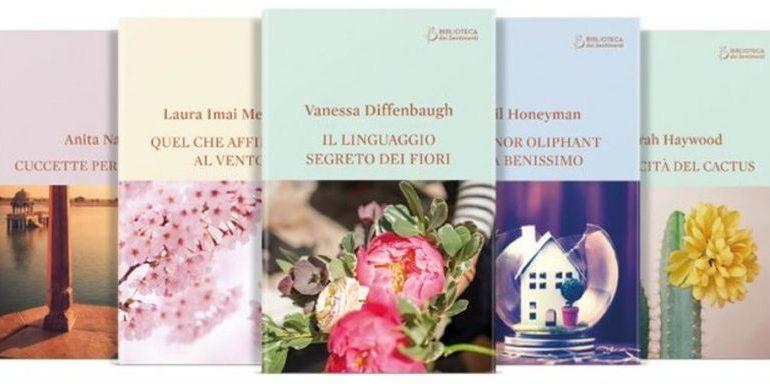 Biblioteca dei Sentimenti in edicola: nuova collezione di libri con Oggi
