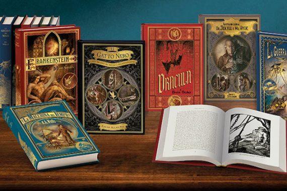 I Primi Maestri del Fantastico: nuova collezione di libri in edicola