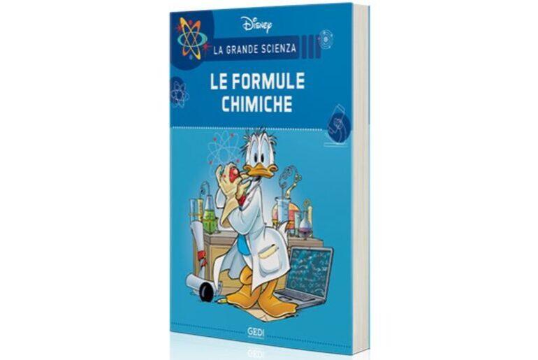 La Grande Scienza Disney in edicola: piano dell'opera della collezione