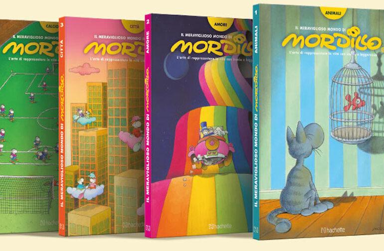 Il Meraviglioso Mondo di Mordillo: piano dell'opera della collezione