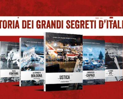 Storia dei Grandi Segreti d'Italia in edicola: piano dell'opera dei libri