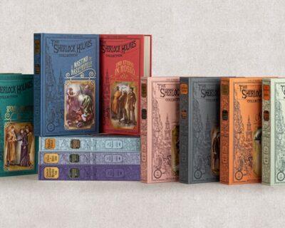 The Sherlock Holmes Collection in edicola: piano dell'opera