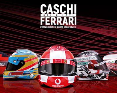Caschi dei Piloti Ferrari in edicola: piano dell'opera della collezione